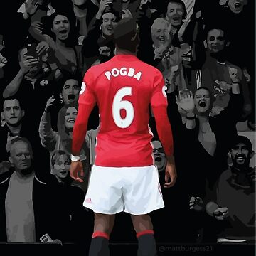 Pogba by UnoWho21