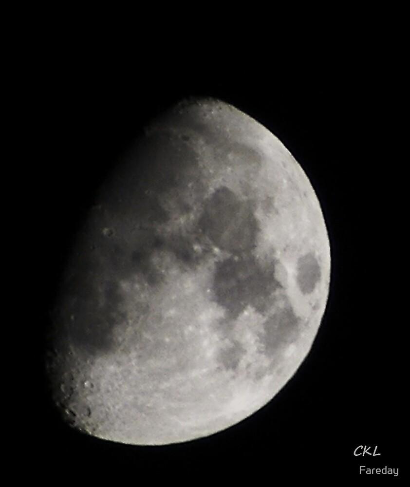 September Half Moon by Fareday