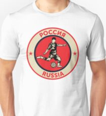 Russia Unisex T-Shirt