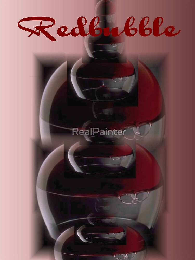 Redbubble logo 2008 by RealPainter