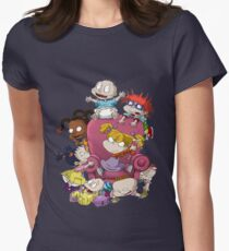 Rugrats Women's Fitted T-Shirt