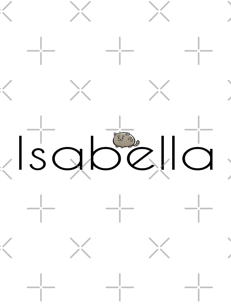 Isabella Cat Name Inspired by The Color of Money by ProjectX23