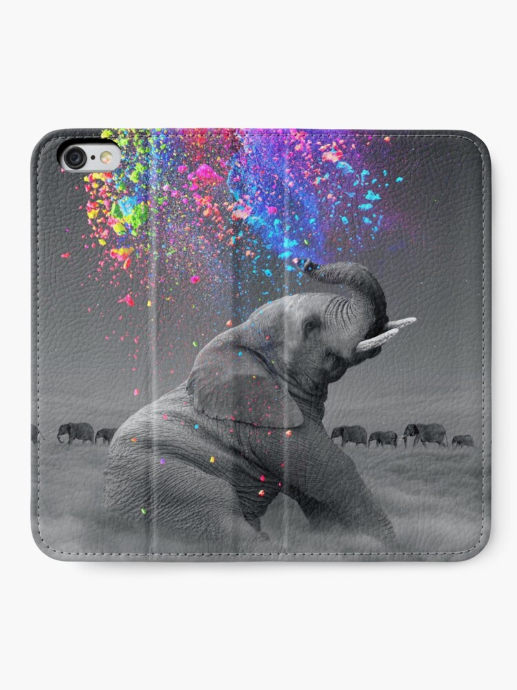 Alternative Ansicht von Wahre Farben innerhalb iPhone Flip-Case