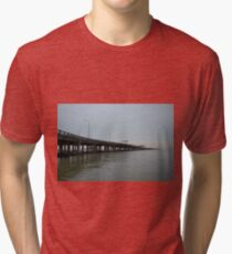 Penang Bridge Tri-blend T-Shirt