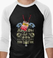 Après Ski Profi Men's Baseball ¾ T-Shirt