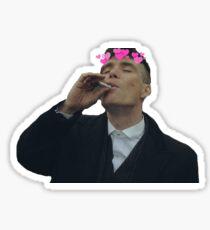 tommy + hearts Sticker