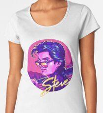 Steve Harrington Women's Premium T-Shirt