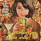 Women's Magazine Parody #1 by Donna Catanzaro