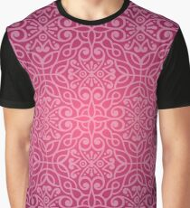 Rose ornaments Graphic T-Shirt