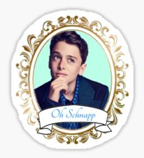 Oh Schnapp it's Noah  Sticker