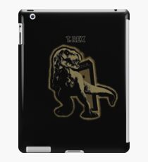 T-Rex Album Cover Parody iPad Case/Skin