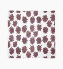 Holiday Two-Tone Flowers Scarf