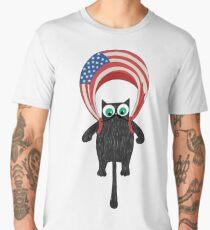 Funny Cat Shirts | Fernando the Feline  Men's Premium T-Shirt