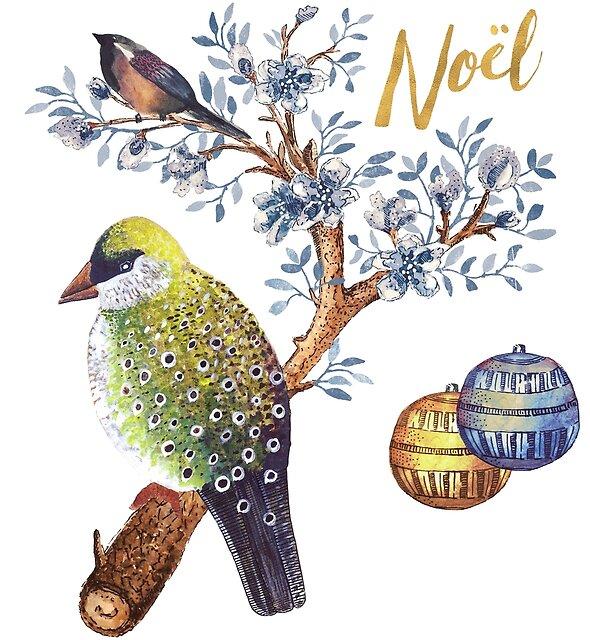 Christmas in Full Bloom: Noel by curveandpixel