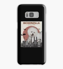 Bichonzilla - Giant Bichon Frise Dog Monster Samsung Galaxy Case/Skin