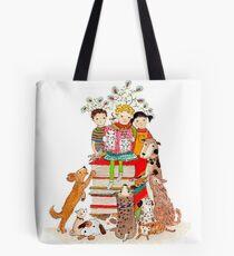 The Love of Books Tote Bag