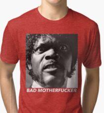 BAD MOTHERFUCKER Tri-blend T-Shirt