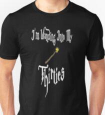 Turning Thirties Unisex T-Shirt
