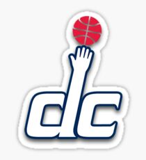 Washington Wizards Sticker Sticker