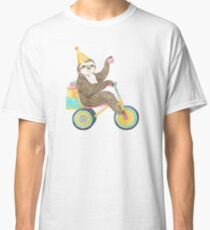 Birthday Sloth Classic T-Shirt