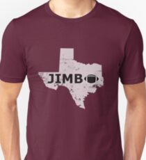 JIMBO TEES | WELCOME JIMBO FISHER TO TEXAS AGGIE FOOTBALL Unisex T-Shirt