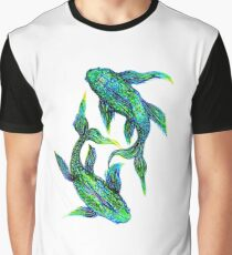 Fish Tales Graphic T-Shirt