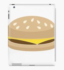 Simplistic Cheeseburger iPad Case/Skin