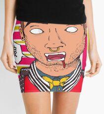 Wolfboy Mini Skirt
