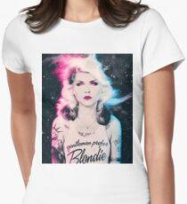 Gentlemen Prefer Blondie Women's Fitted T-Shirt