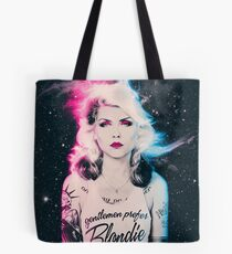 Gentlemen Prefer Blondie Tote Bag