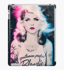 Gentlemen Prefer Blondie iPad Case/Skin
