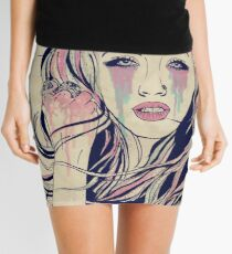 Xtina Colors Mini Skirt