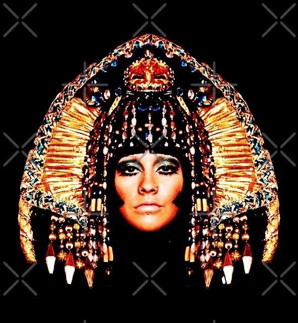 Cleopatina - Christina Aguilera by guirodrigues