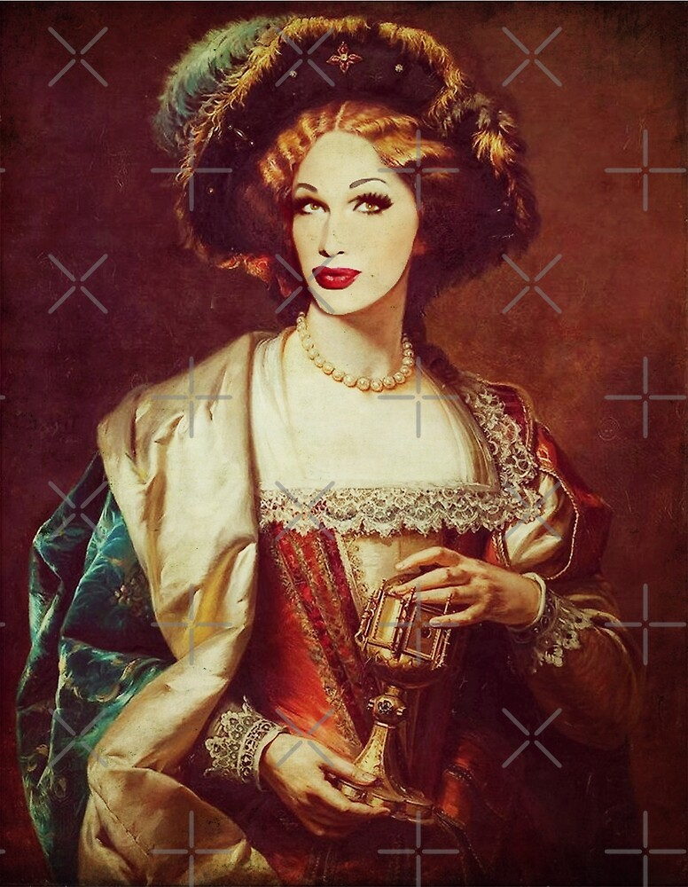 Queen Jinkx Monsoon by guirodrigues