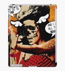 Zombie Amy iPad Case/Skin