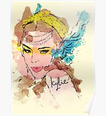 Aphrodite Kylie Poster