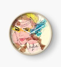 Aphrodite Kylie Clock