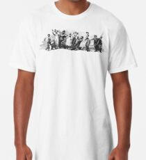King Oliver's Creole Jazz Band Long T-Shirt