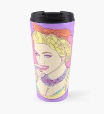 Christina Aguilera Your Body Travel Mug