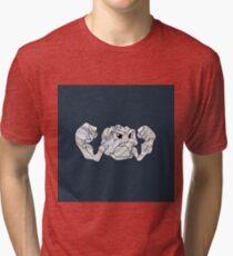 Geode Dude Tri-blend T-Shirt