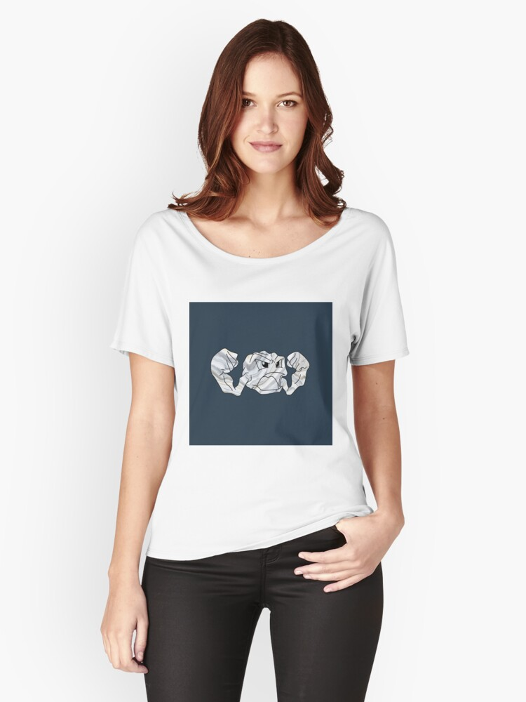 Geode Dude Women's Relaxed Fit T-Shirt Front