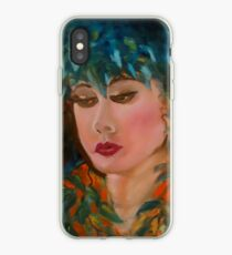 Merrie Monarch Hula Maiden iPhone Case