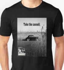 The Godfather Take the Cannoli Unisex T-Shirt