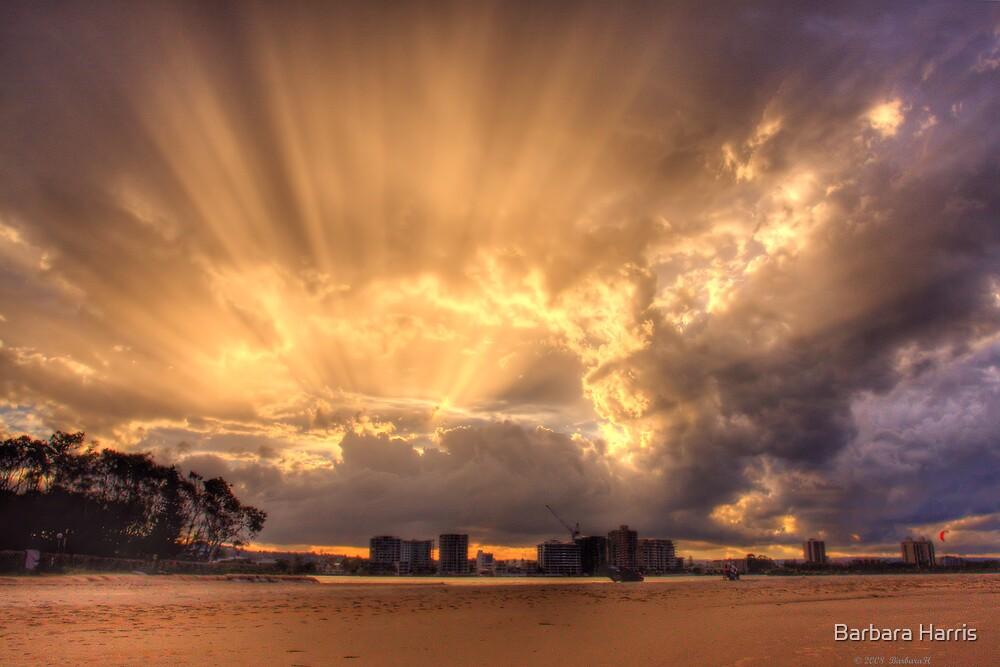 A Few Rays by Barbara Harris