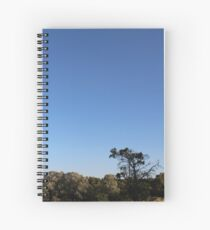 Big Boi Blue Sky Spiral Notebook