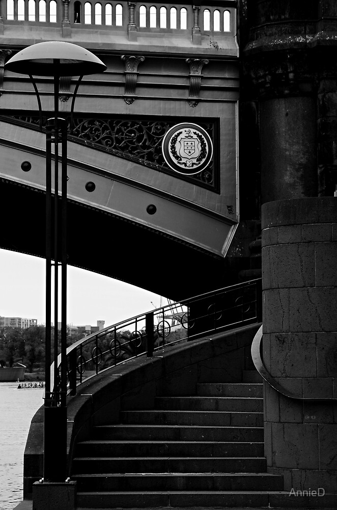Southbank Steps 2 by AnnieD