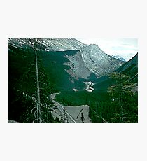 Rocky Mountain Drive Photographic Print