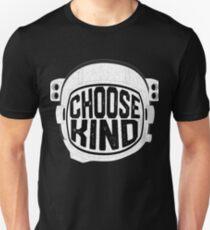 Choose Kind Anti Bullying Helmet Unisex T-Shirt