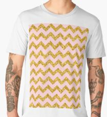 Art with gold 03 Men's Premium T-Shirt