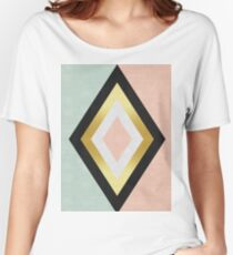 Geometric art 01 Women's Relaxed Fit T-Shirt
